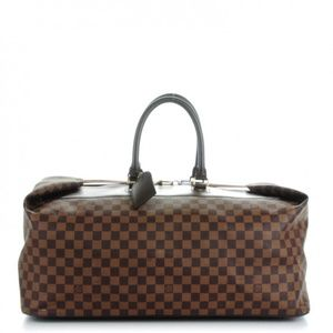 Authentic Louis Vuitton Greenwich GM damier